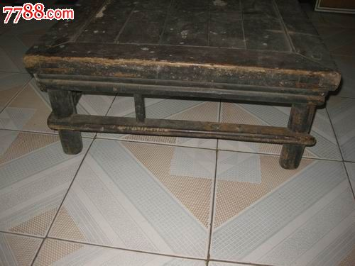 老式方桌图片
