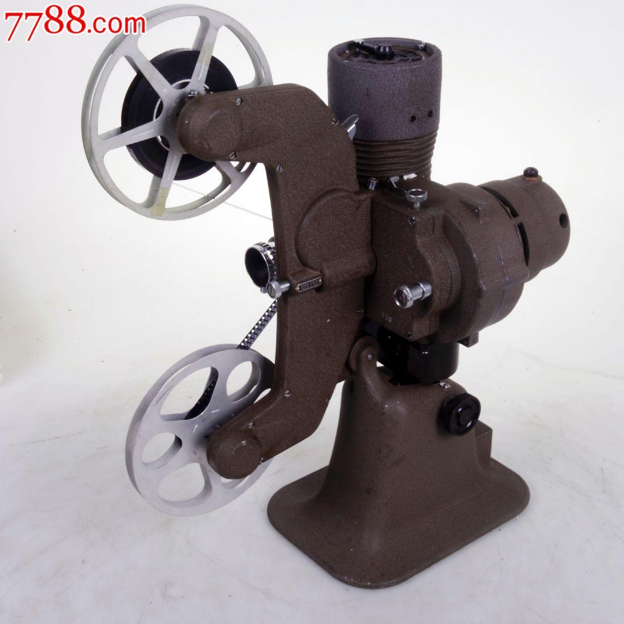 bell&howell6068毫米8mm电影机放映机功能正常图片