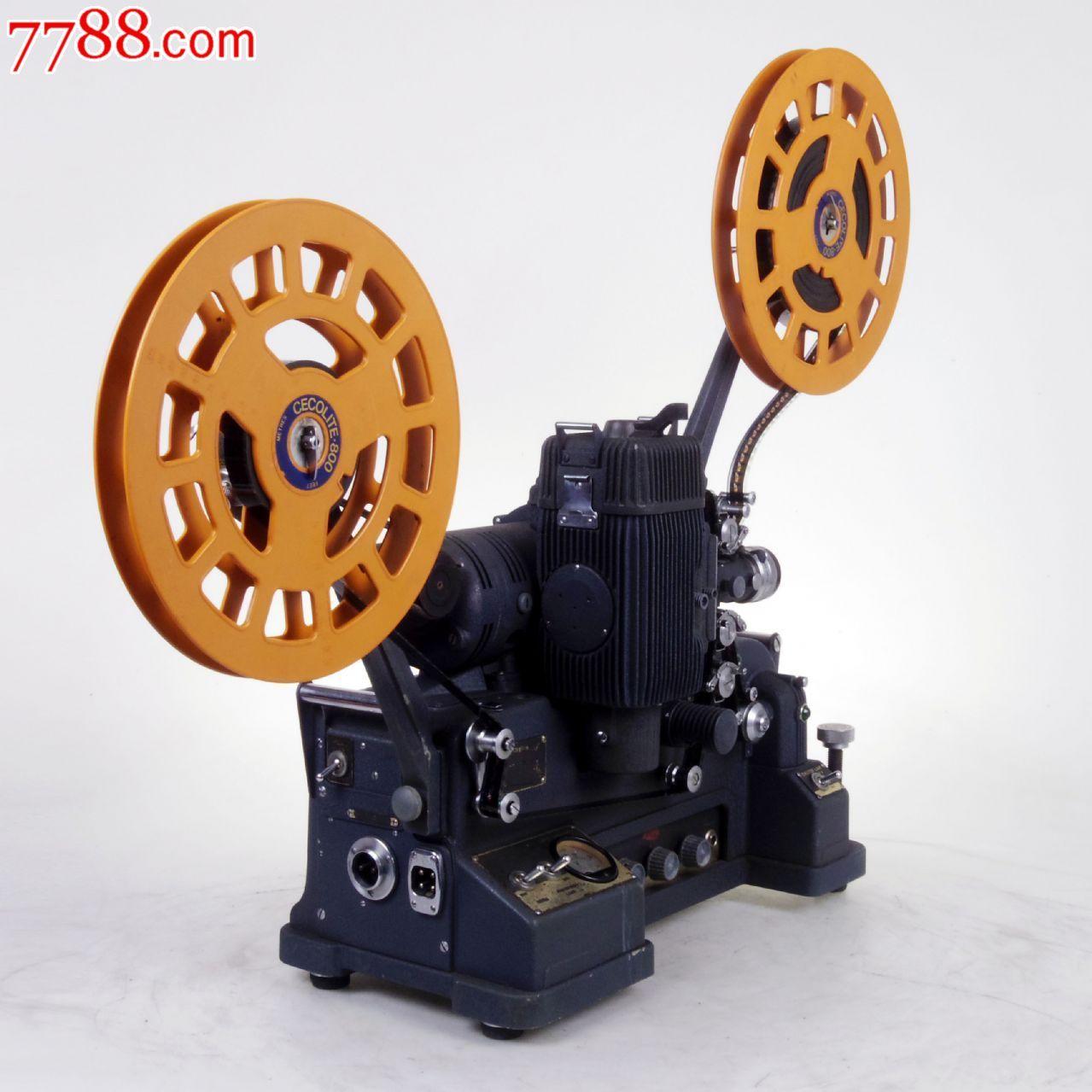 爱尔莫elmosd-116毫米16mm有声电影机放映机8品图片