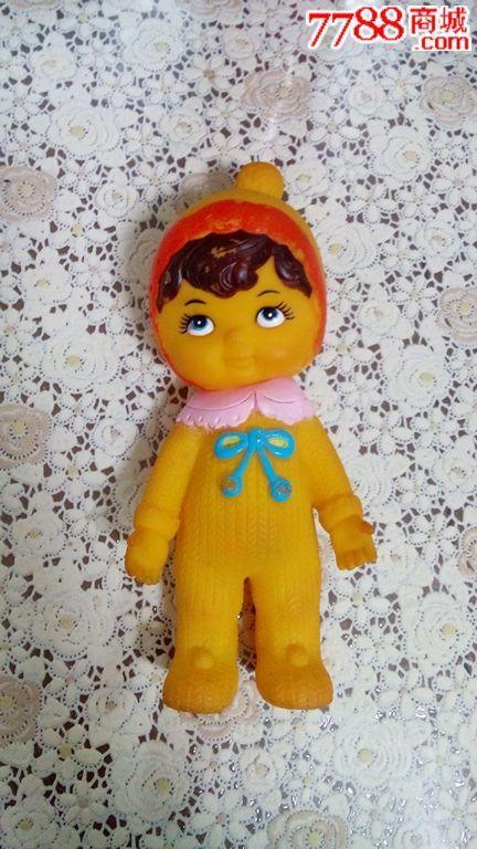 可爱小娃娃