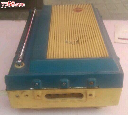 荆江牌734型四用电唱机图片