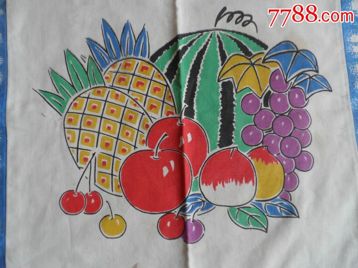 西瓜,葡萄,菠萝,寿桃,苹果,水果.福禄寿三多.平平安安