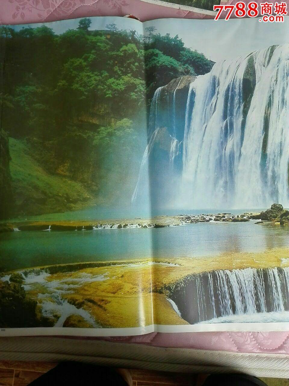 壁纸 风景 旅游 瀑布 山水 桌面 960_1280 竖版 竖屏 手机