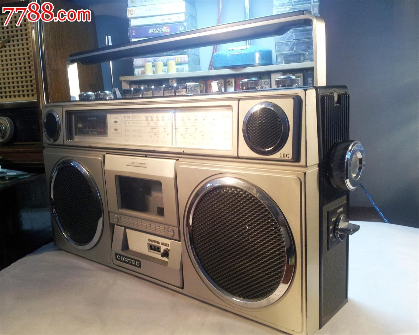 contec8080-2s康艺收录机