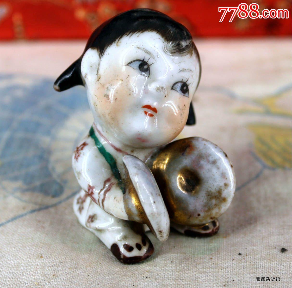可爱的瓷娃娃一组5个!