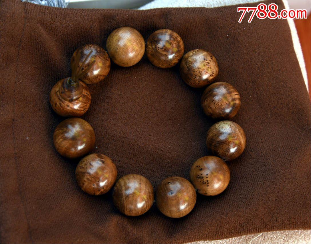 麻梨疙瘩手串、小叶鼠李木