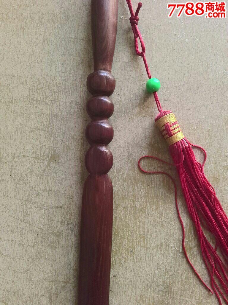纯手工制作木剑.