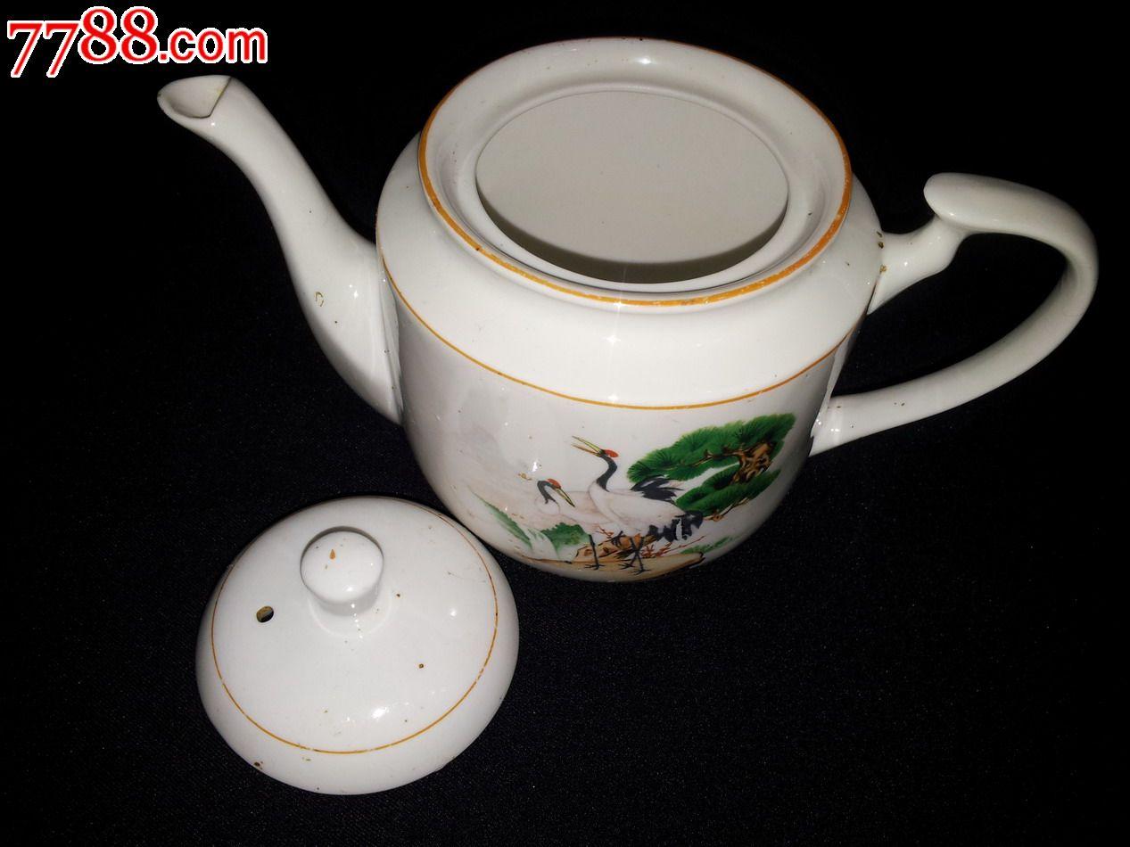茶壶把手防烫编织
