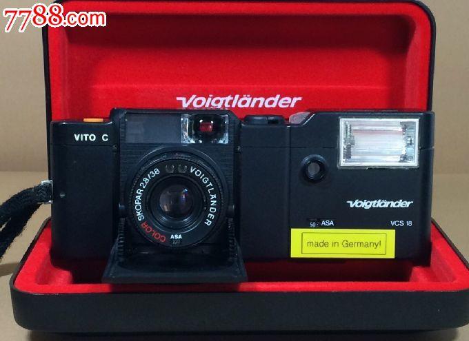 voigtlander福伦达vitoc闪光灯vcs18相机