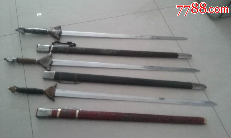 ps素材下载 宝剑