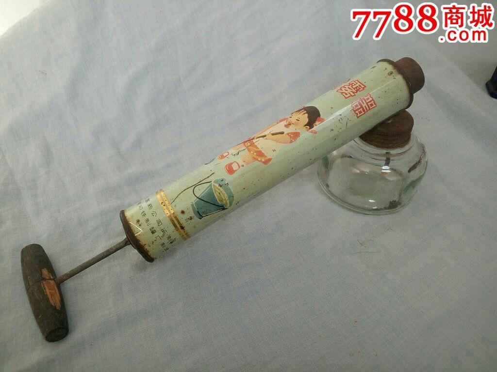老式玻璃瓶喷雾器图片