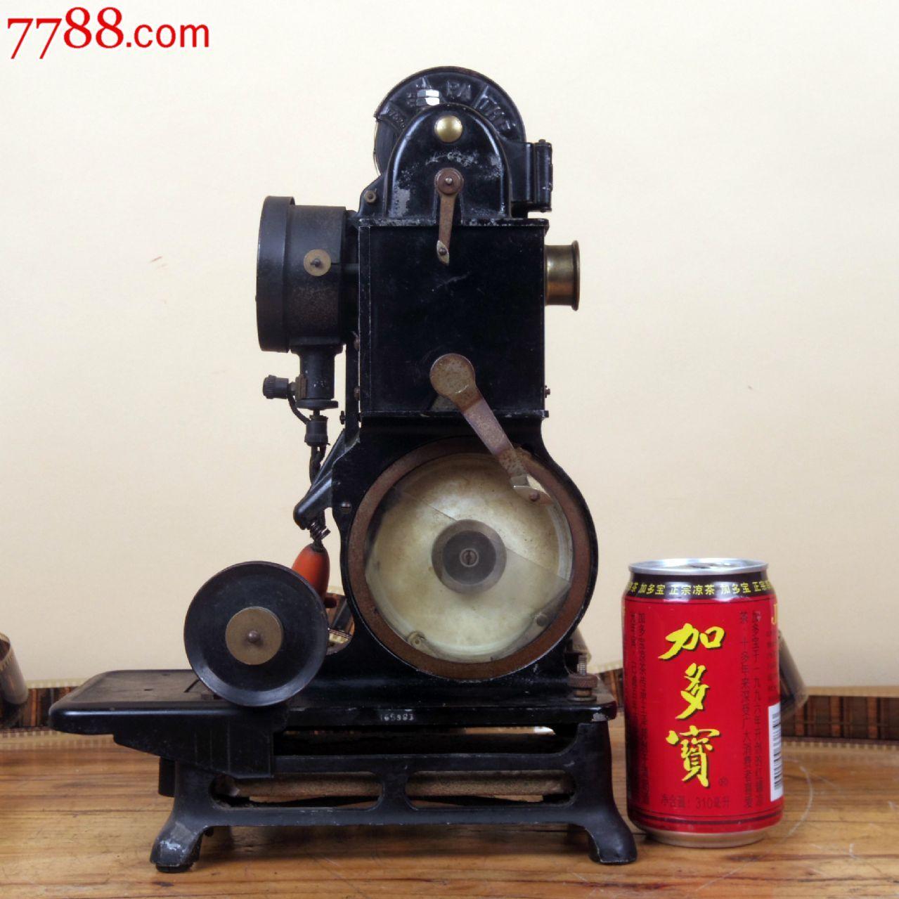 5毫米9.5mm电影机放映机手摇图片