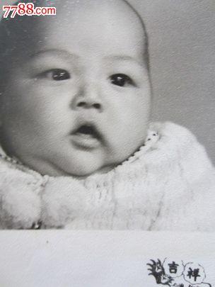 吉祥照相--小男孩个人照(老照片)_价格3.