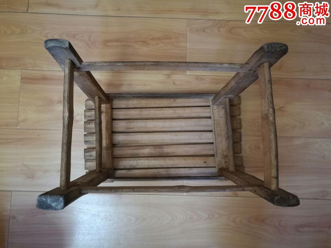 怀旧老物件~六七十年代竹板凳