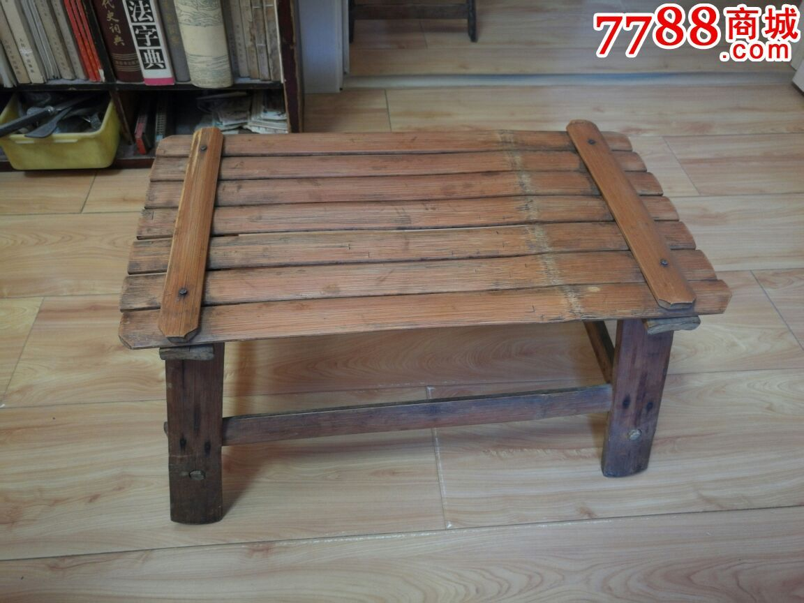 怀旧老物件~六七十年代竹板凳(2)