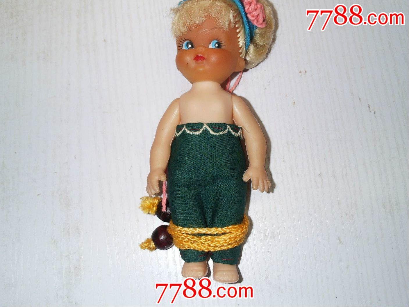 一个少数民族娃娃