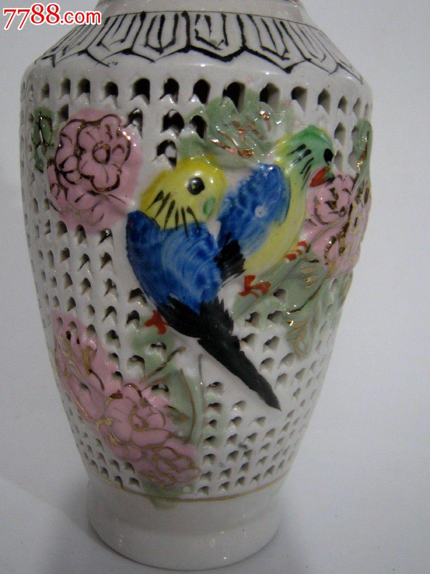 写意花瓶的画法步骤