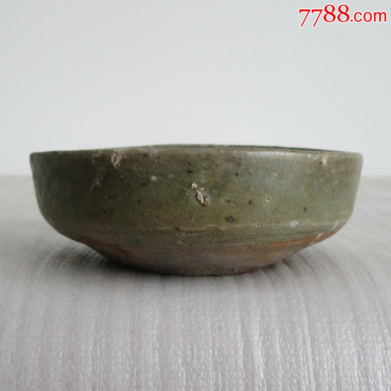 西晋,越窑绿釉碗,全品(se37214194)_