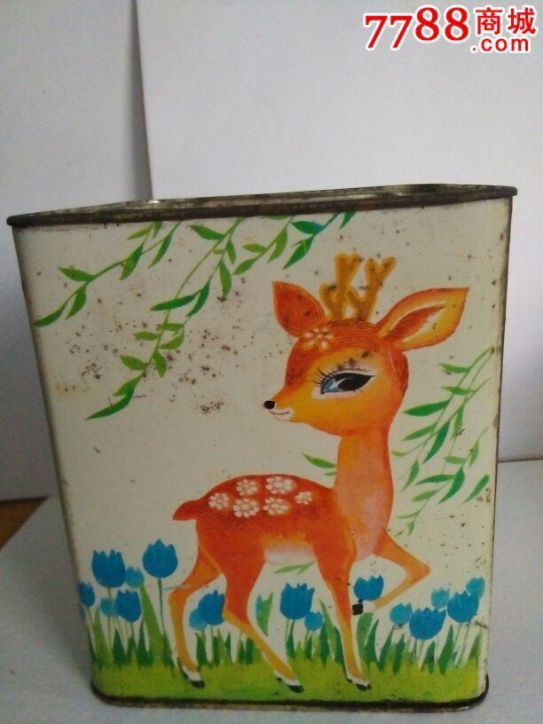 动物图案小盒子