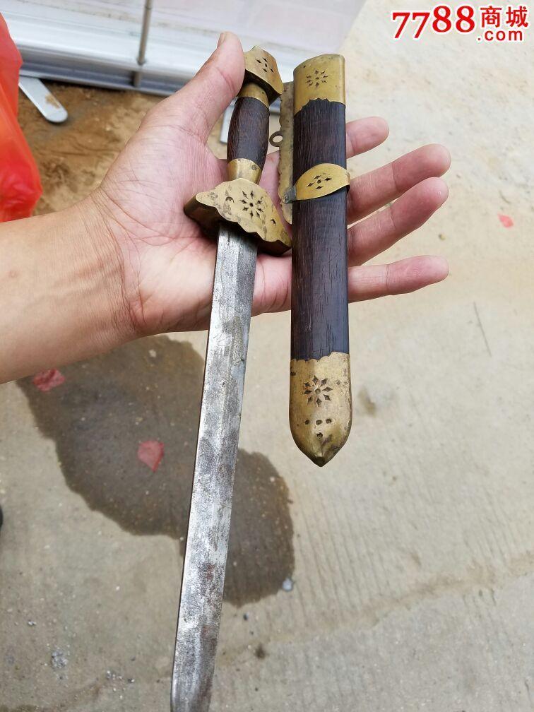 超轻粘土宝剑步骤