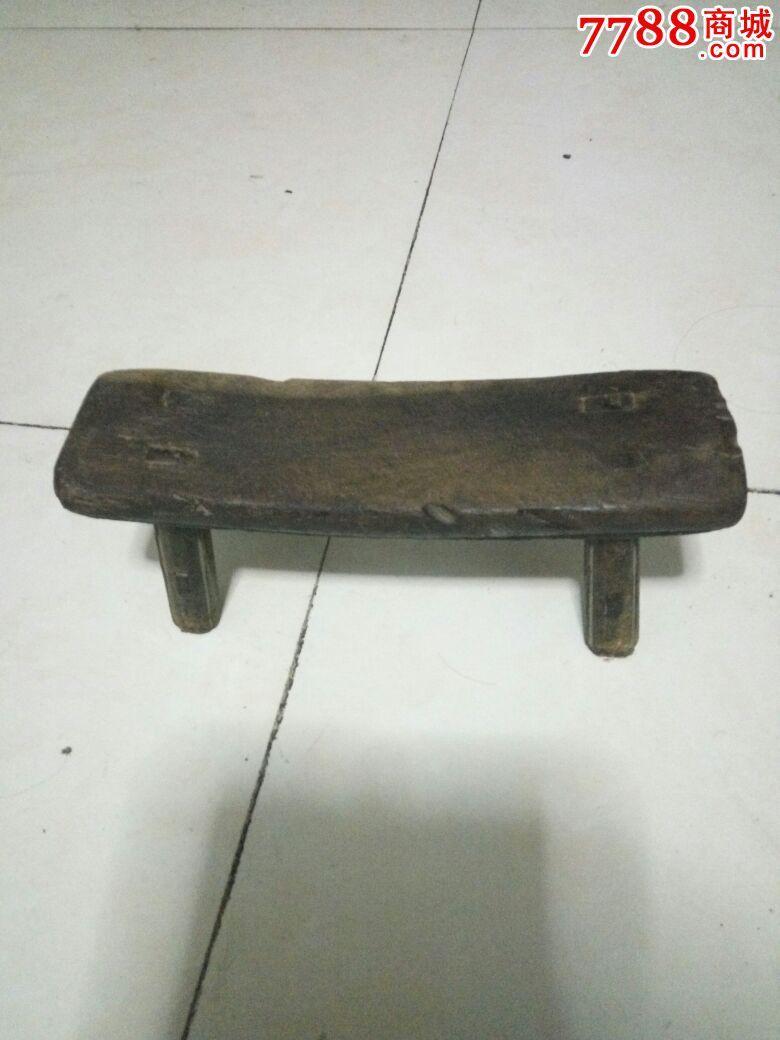 手工制作中式木登