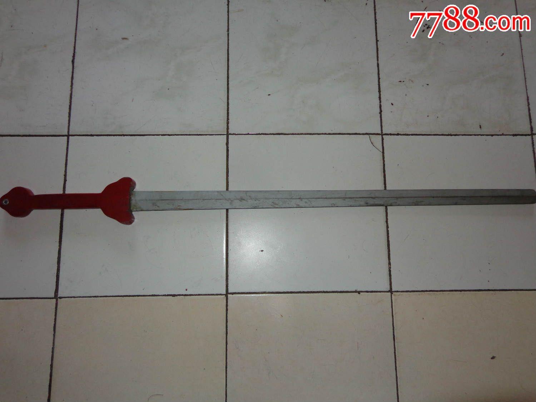 手工制作木剑教程