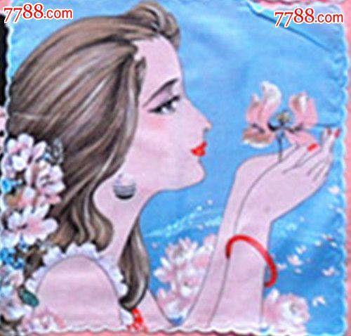 10条美女大经典美女(未破解)使用kkv美女手帕图片
