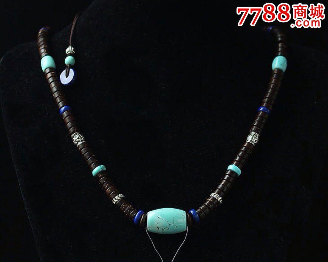 绿松石项链绳
