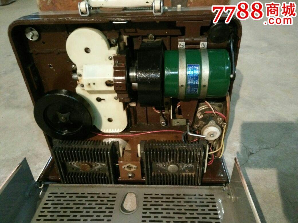 16毫米电影机放映机溴钨灯机器图片