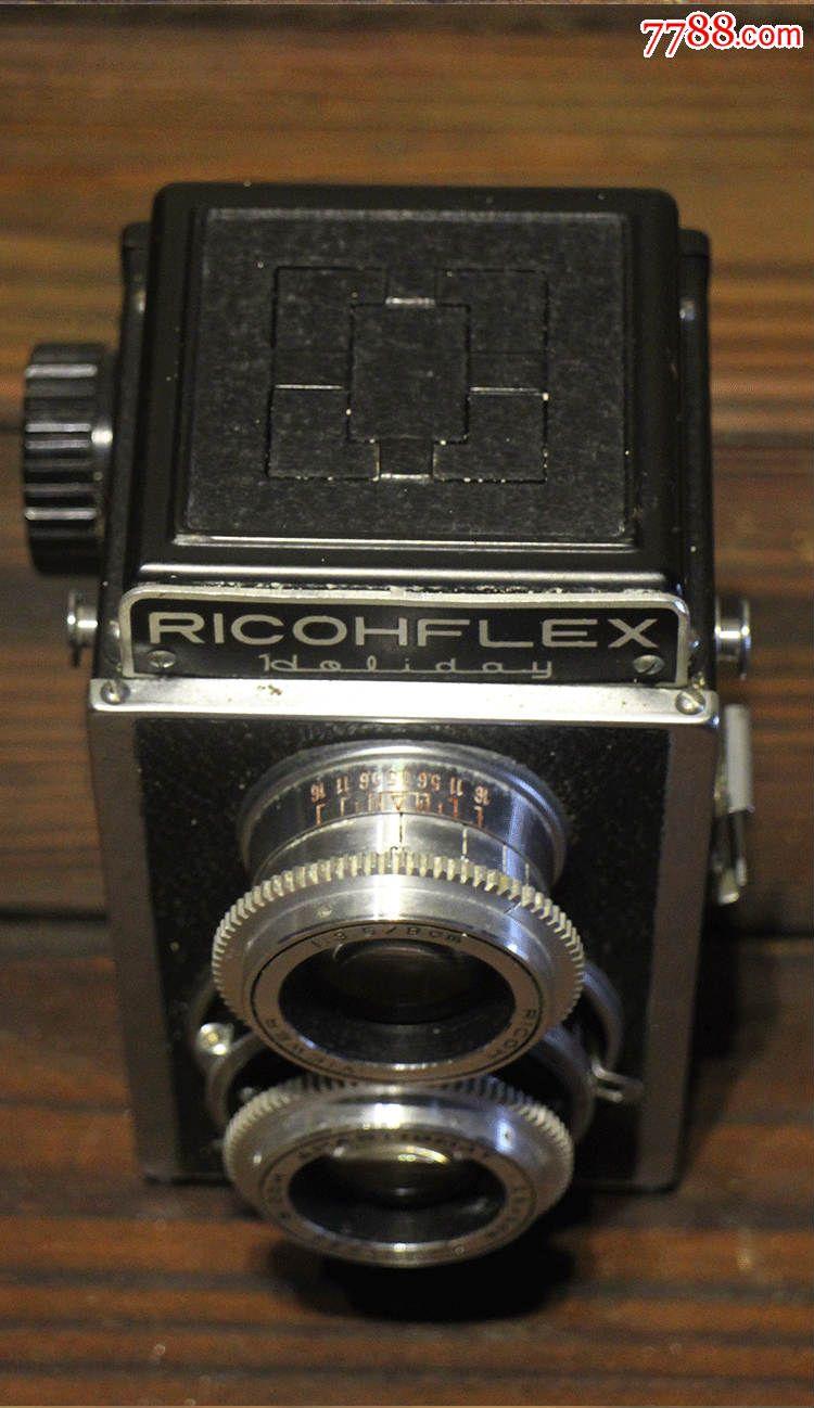 禄来福来3.5平面e3tlr古老式胶片相机收藏