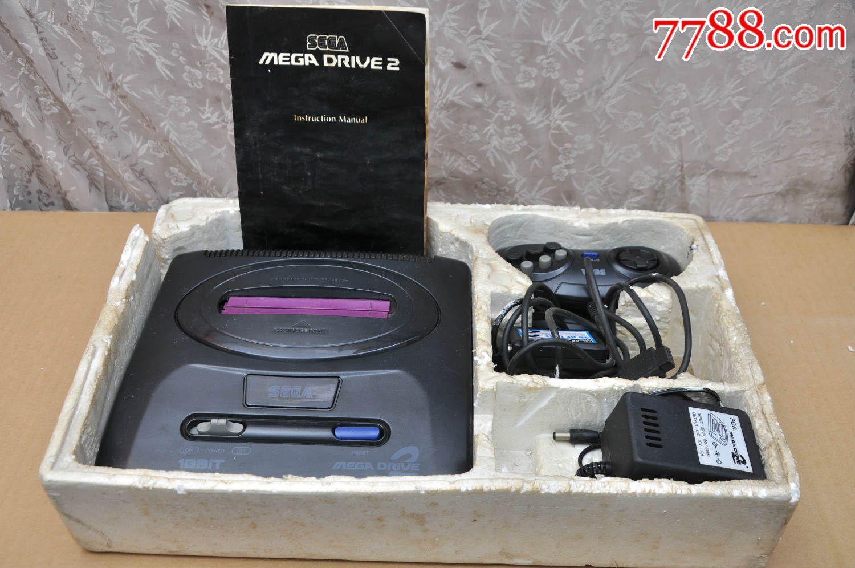 世嘉md16位megadrive2游戏机