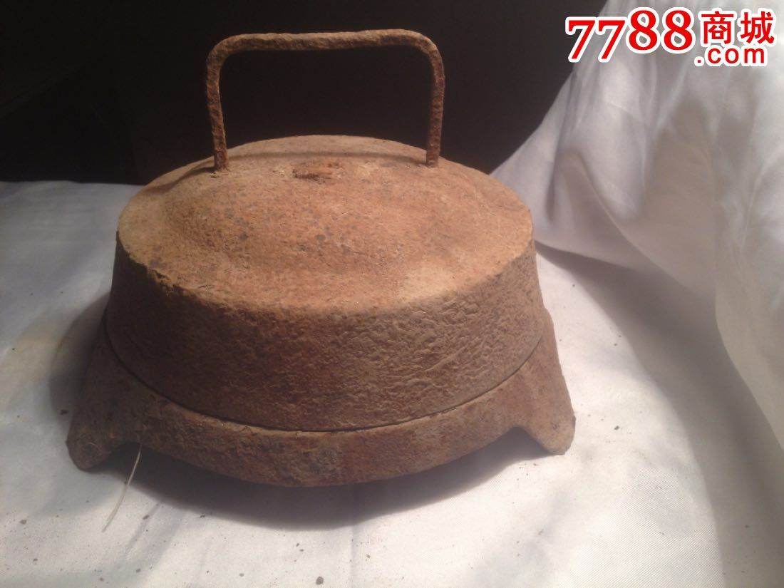 煎饼铁鏊子凹凸器兴图片
