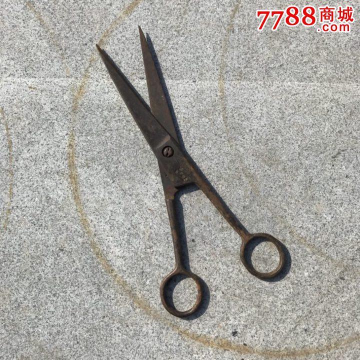 民国扬州理发剪刀