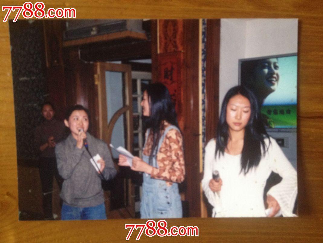 90年代娱乐城系列――美女唱歌