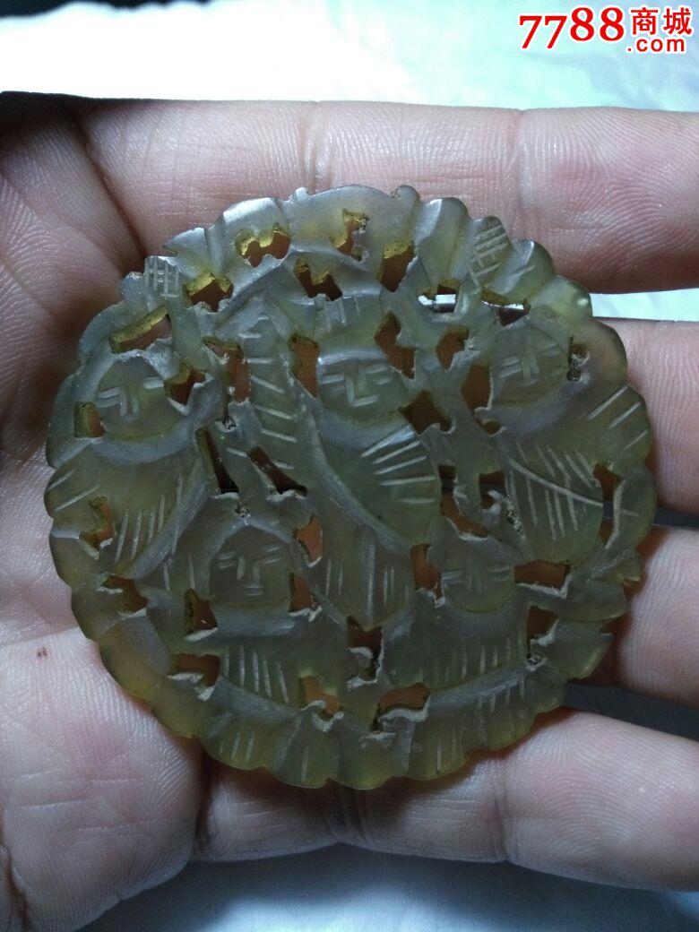 岫玉内部结构图片