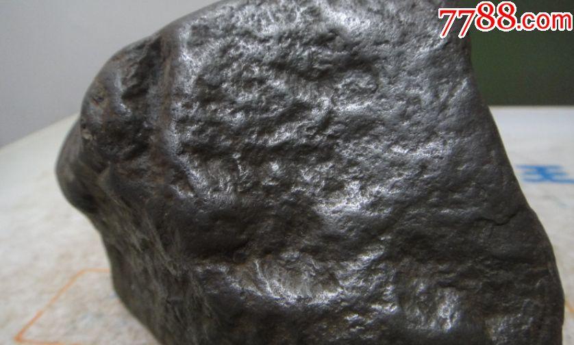 陨铁大炮_精品陨铁石铁陨石24