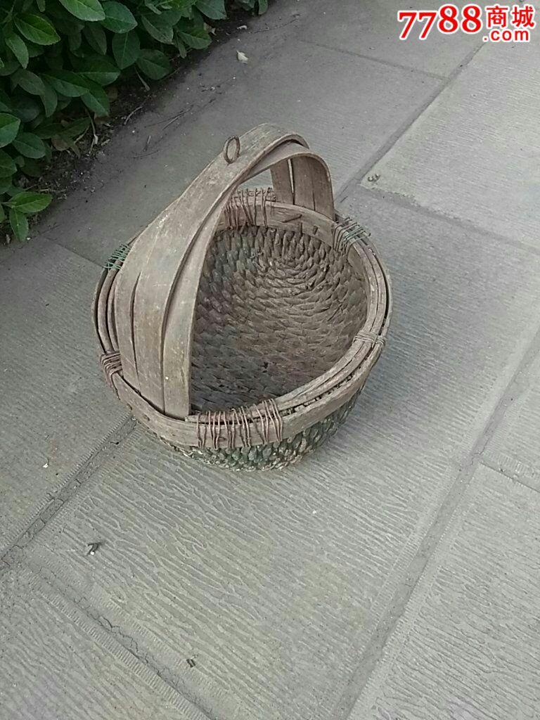手工编制篮