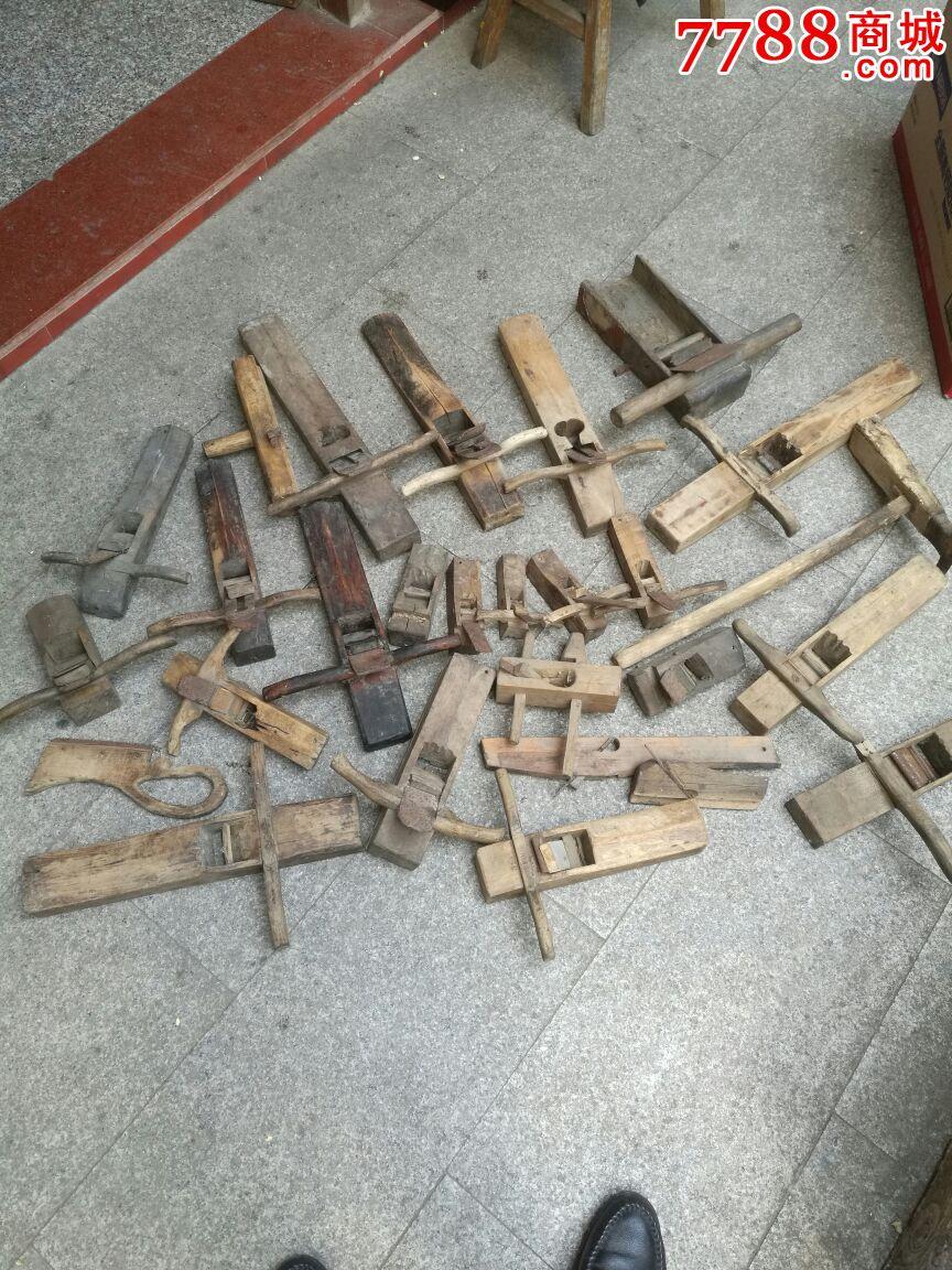 刨子等木工工具27件图片