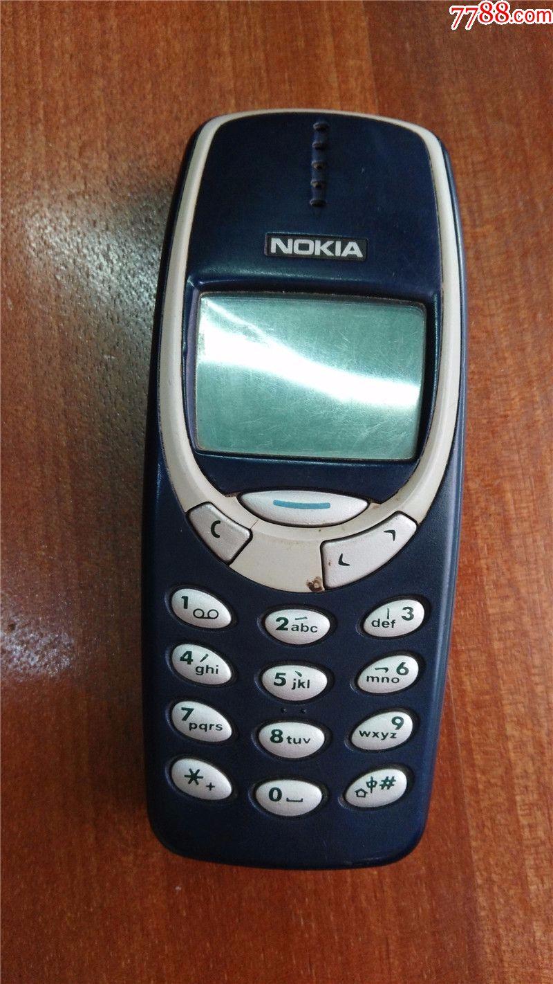 经典款洛基亚3310