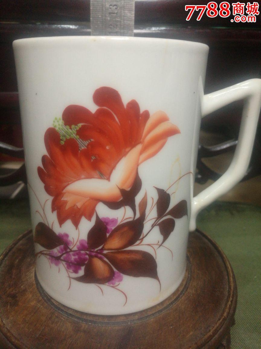 567手绘茶杯