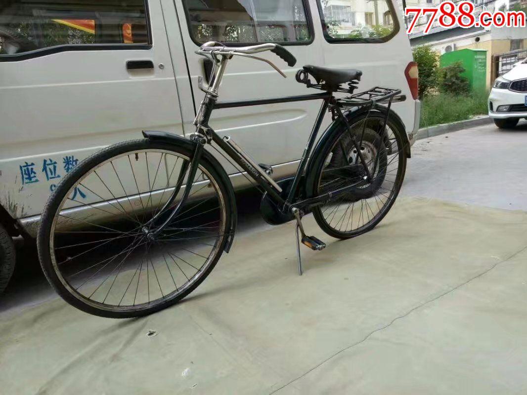 英国凤头自行车,外国古董自行车,二八自行车