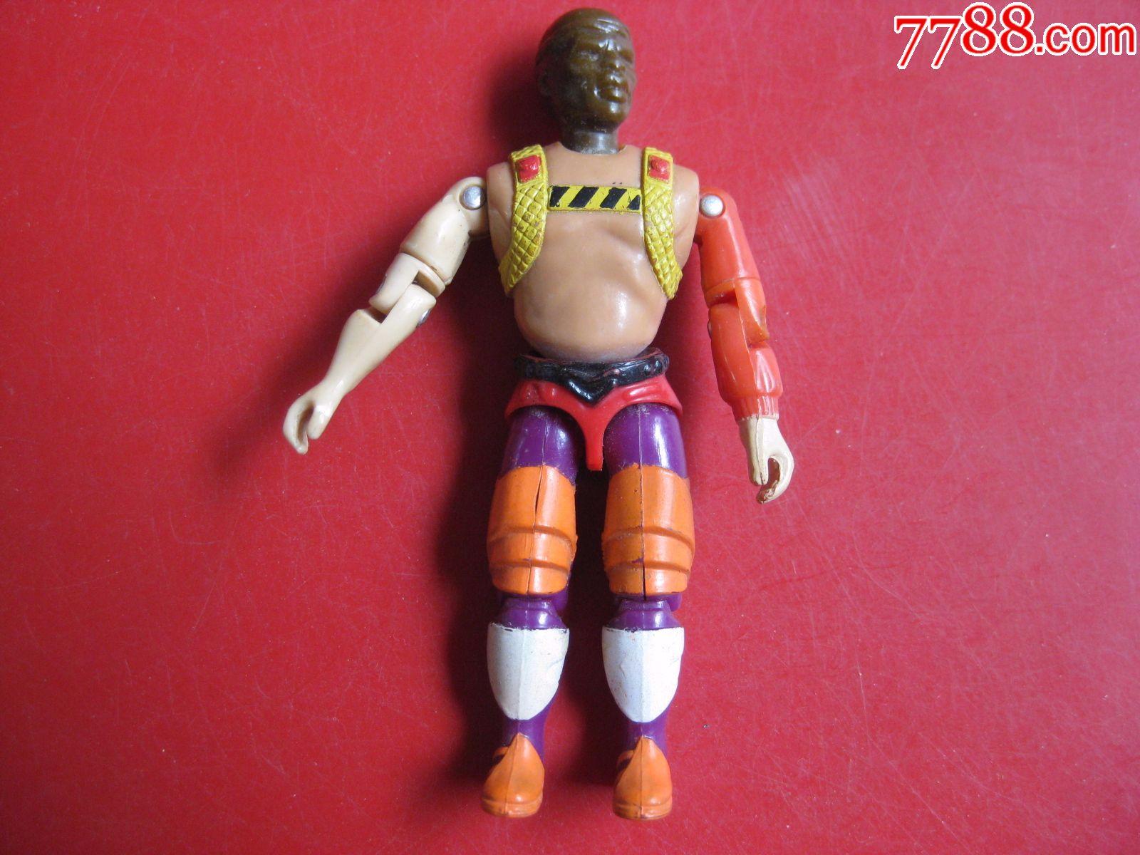 �雅f收藏八十年代玩具小人塑料玩具人80后�雅f玩具(se51825408)_
