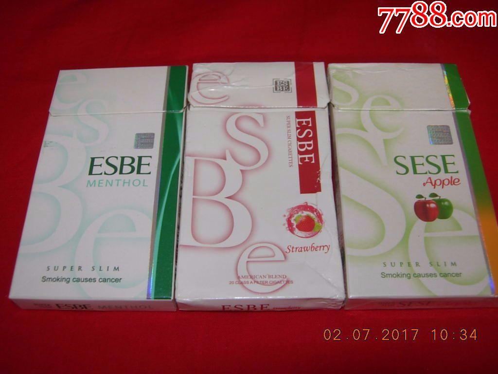 sese3wuyue_越南烟3种--esbe\\sese---仿爱喜_第1张_7788收藏__中国收藏热线