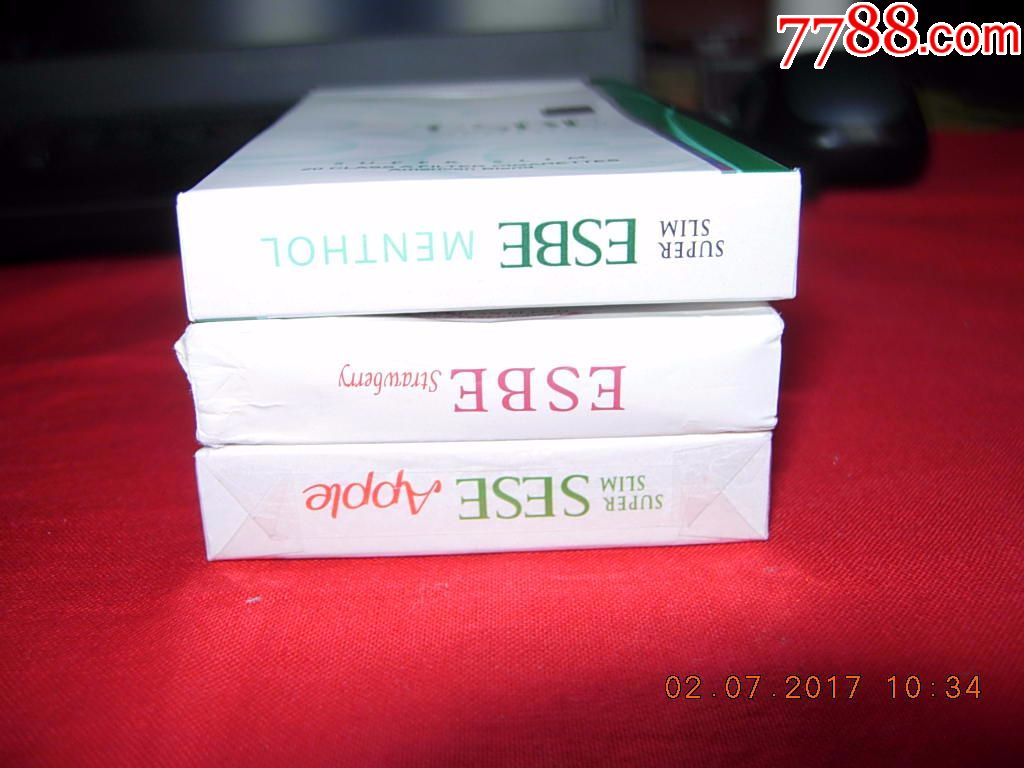 sese3wuyue_越南烟3种--esbe\\sese---仿爱喜_第3张_7788收藏__中国收藏热线