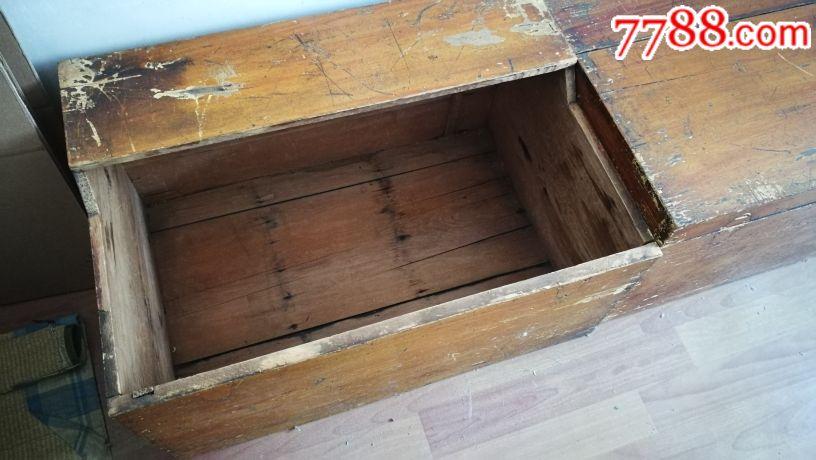 木头箱子图片