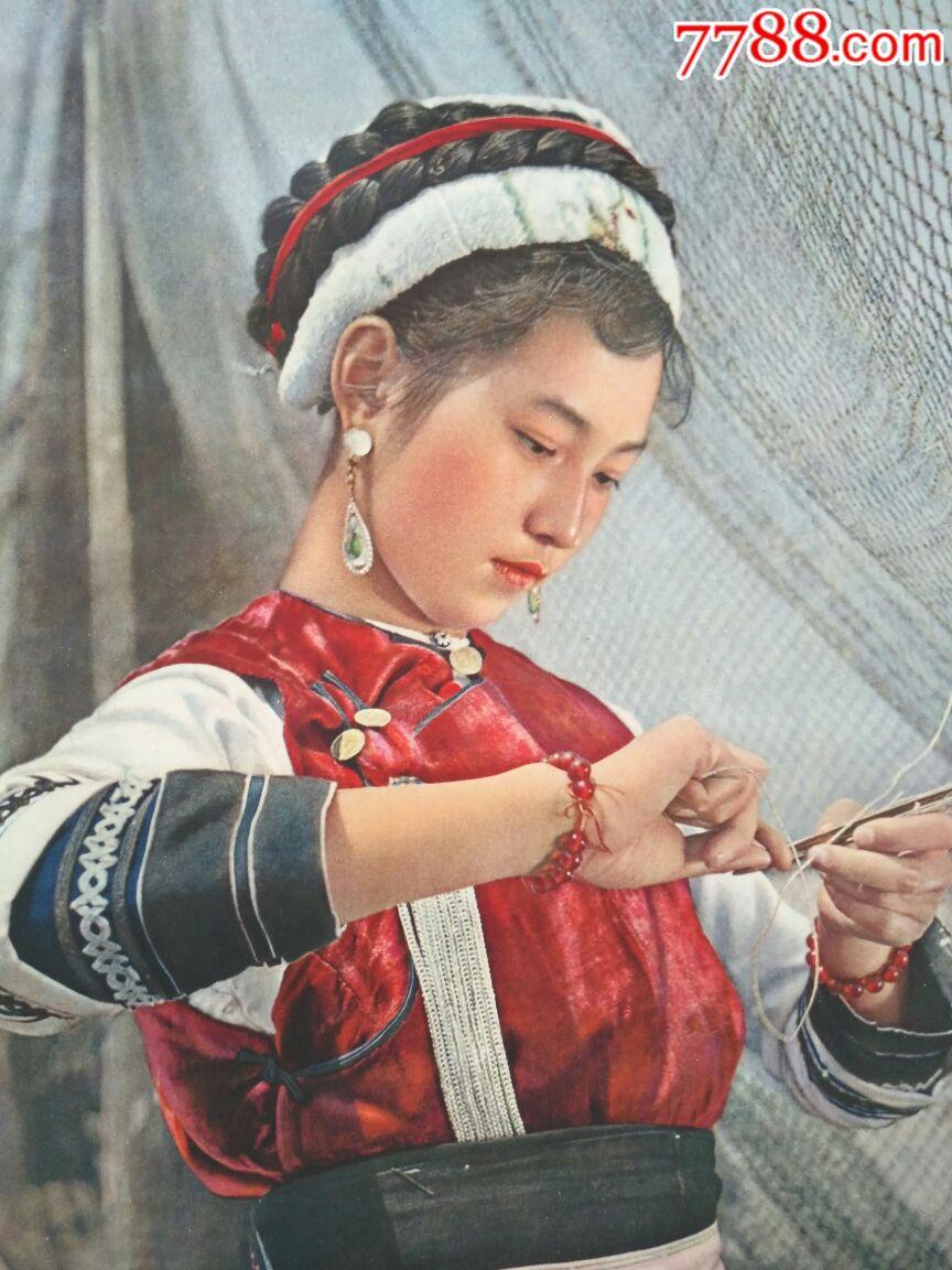 手工织网步骤图