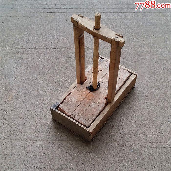 蛋鸭木制品木鼠夹捕鼠器老鼠笼灭鼠器老鼠夹木器图片