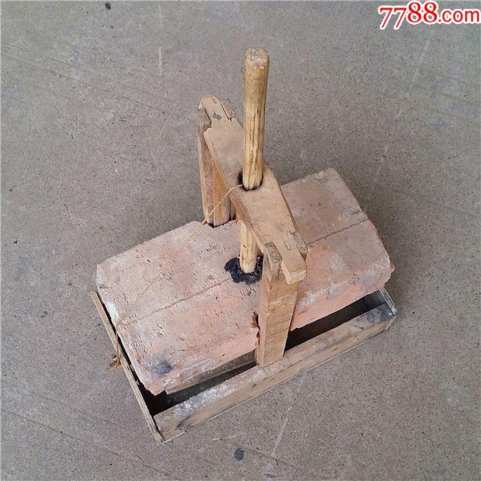 老鼠木制品木鼠夹捕鼠器老鼠笼灭鼠器木器夹亮晨0382图片