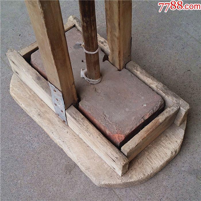 老鼠木制品木鼠夹捕鼠器老鼠笼灭鼠器木器夹船用吊图片