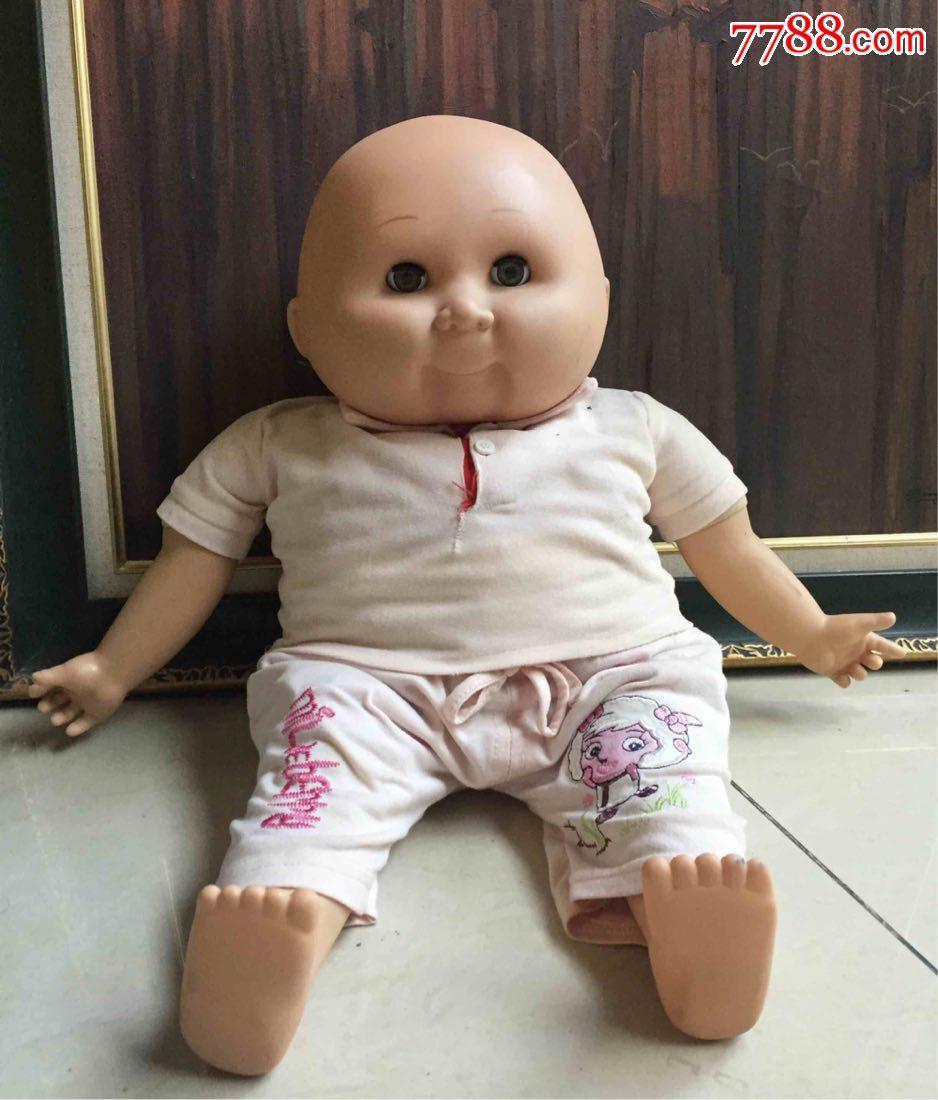 娃娃玩具-se53845624-胶皮玩具-v娃娃-7788自制__收藏幼儿园收藏区建构大头6图片